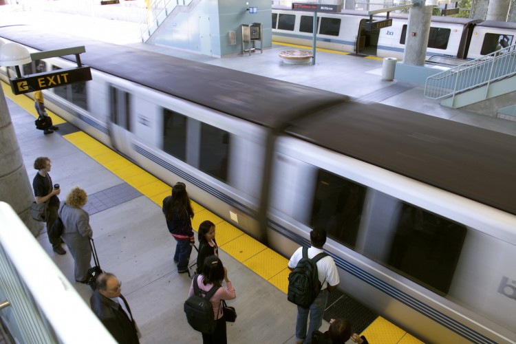 UCSF Transportation Services Can Save You Money on Your Commute