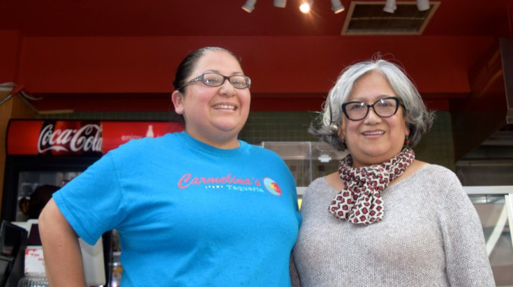 Carmelina's: Cooking for the UCSF Community