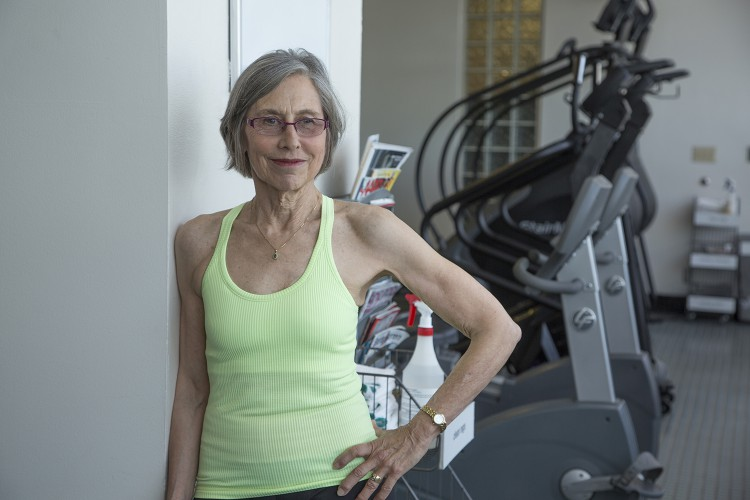 Dale Milfay Has Been a Millberry Gym Member Since 1969