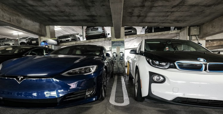 Transportation Services Expands Electric Vehicle Charging Station Locations