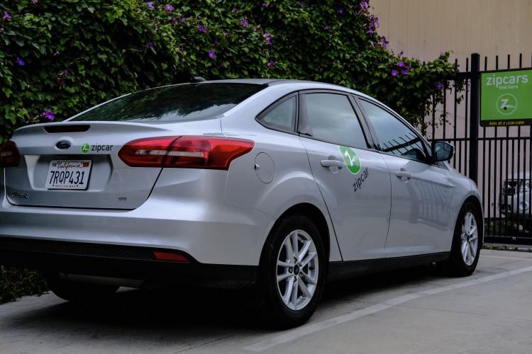 Transportation Services Launches Zipcar Partnership