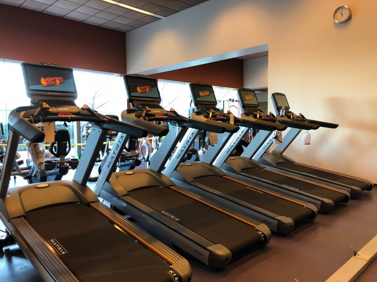 New Year, New Look for the Bakar Fitness Center