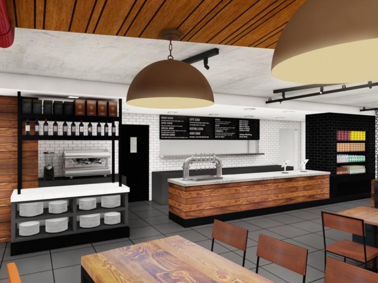 SF Kebab Main Kitchen