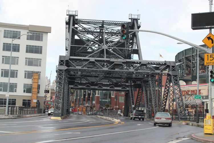 Third Street Bridge Closed Through Jan. 26