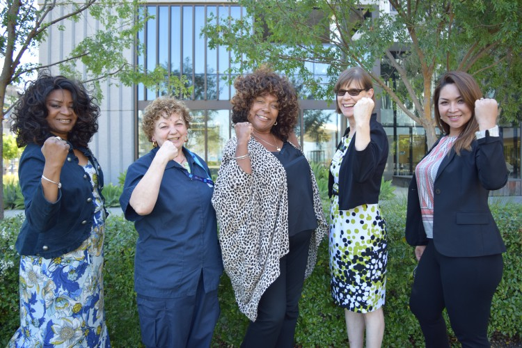 Women have a role at UCSF Facilities Services