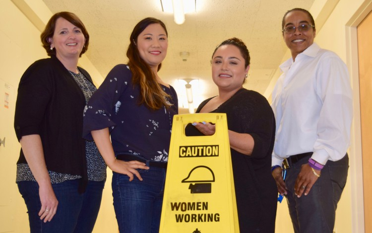 Women at Work: Being Female in Facilities Services