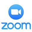 blue zoom logo
