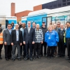 All-Electric, Zero-Emission Shuttles