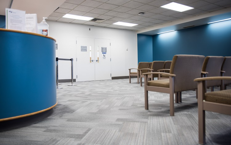 Dental Clinic Waiting Room