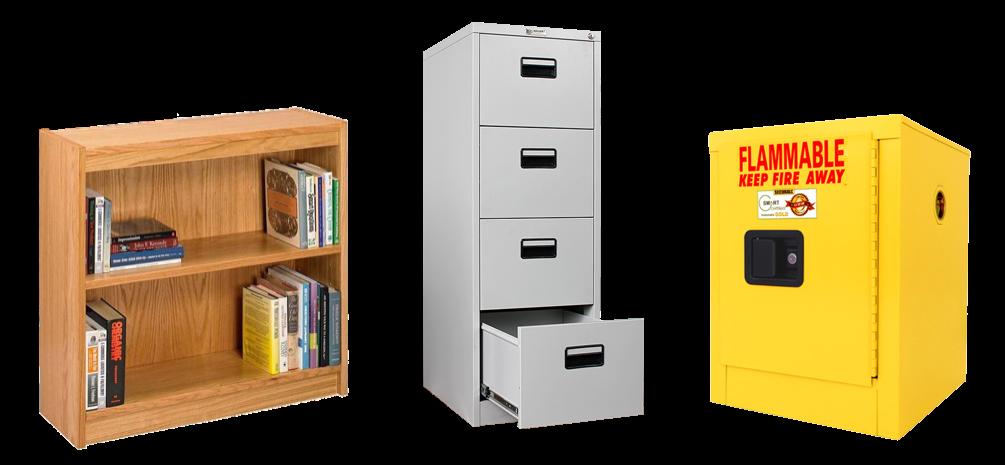 bookshelf small cabinets