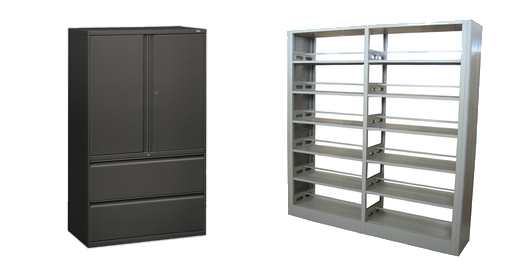 wide metal cabinets