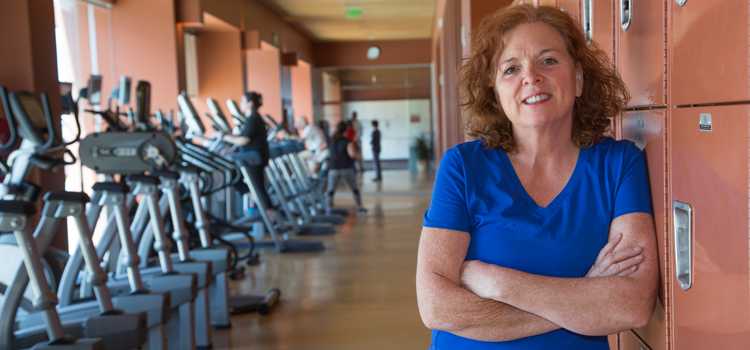 UCSF Employee Shed 86 Pounds With Regular Morning Workouts