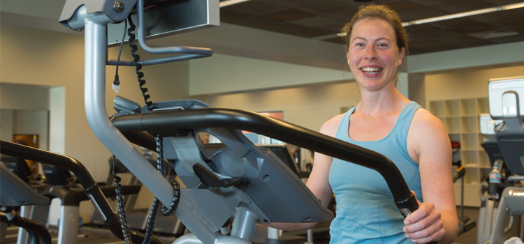 Regular Exercise With Friends Helps UCSF Medical Student Handle Stress