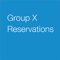 Group X Reservations
