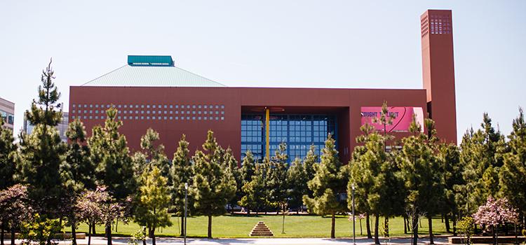 Bakar Fitness Center Building Exterior