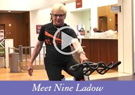 Nine Ladow