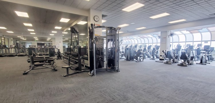 Millberry Fitness Center Fitness Floor