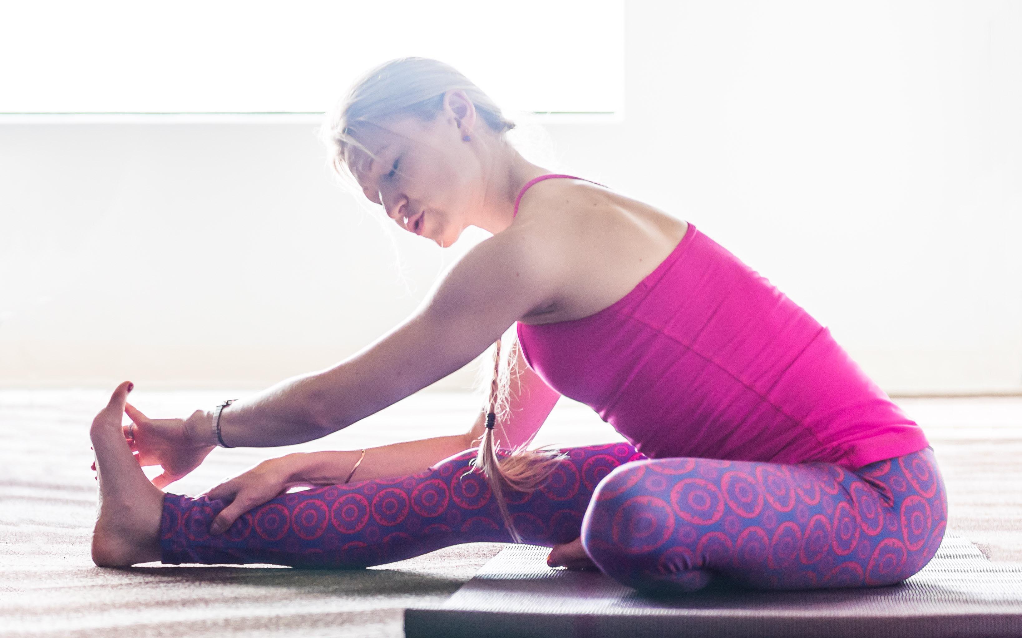 Yoga Custom Class