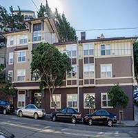 145 Irving Street apartment building
