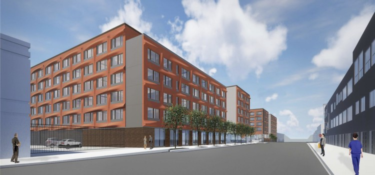Minnesota Street Housing - Dogpatch Neighborhood