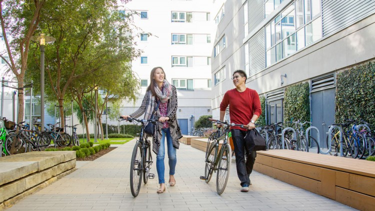 Affordable Housing at UCSF