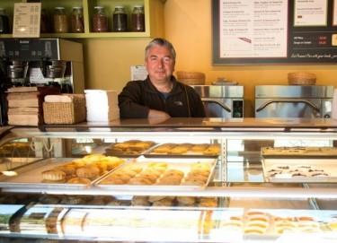 Healthy Beverage Initiative Welcomed by Ali Keshavarz at Peasant Pies