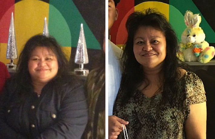 UCSF's Helen Sigua Loses 40 Pounds the Old Fashioned Way – With Diet and Exercise