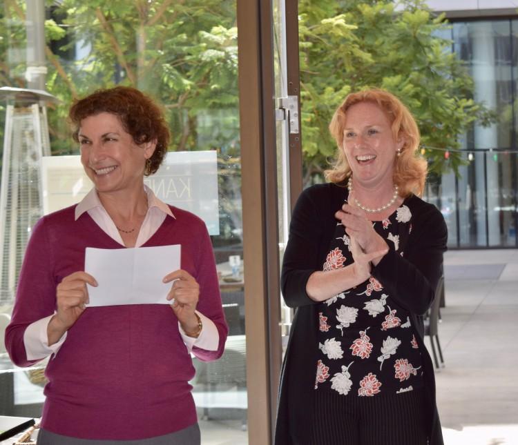 Liz_Watkins_and_Clare_Shinnerl_announce_winners.jpg