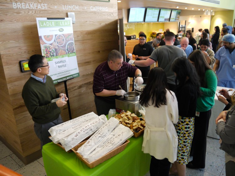 Ladle & Leaf's locally sourced fare breathes new life into old UCSF gathering place