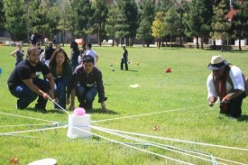 Team Building Activities Can Inject Life Into Work