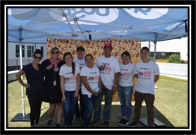 MBCC Staff group photo