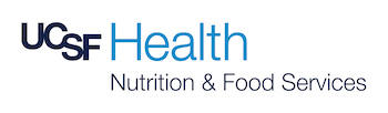 UCSF Health Department of Nutrition logo
