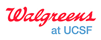 Walgreens at UCSF logo
