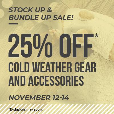 November 12 - 14 Campus Store Sale