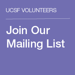 Volunteer Mailing list