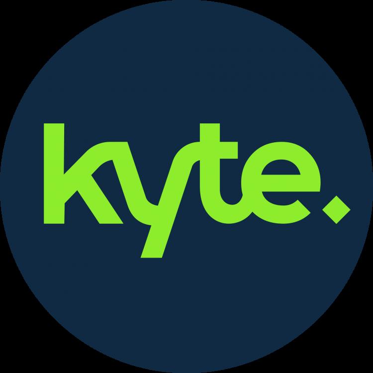 Kyte logo.