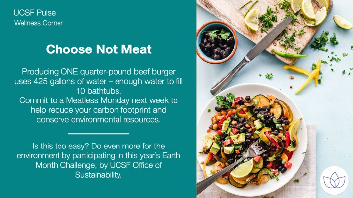 meatless monday card