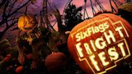 Fright Fest at Six Flags Discovery Kingdom