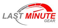 Last Minute Gear logo