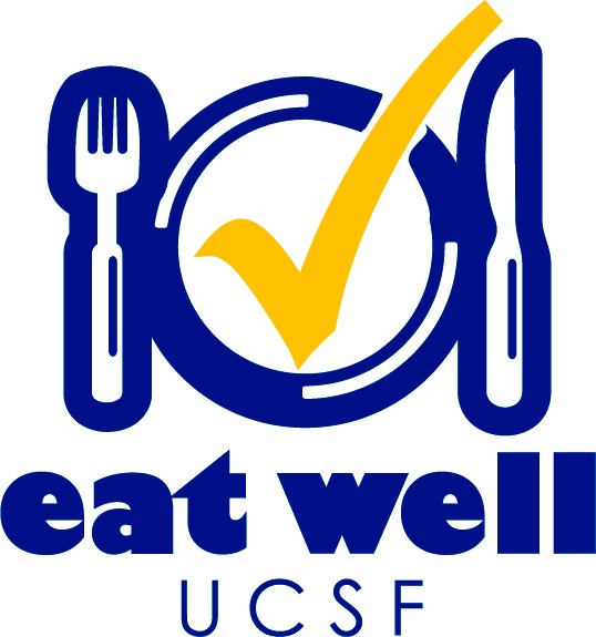 Eat Well UCSF logo