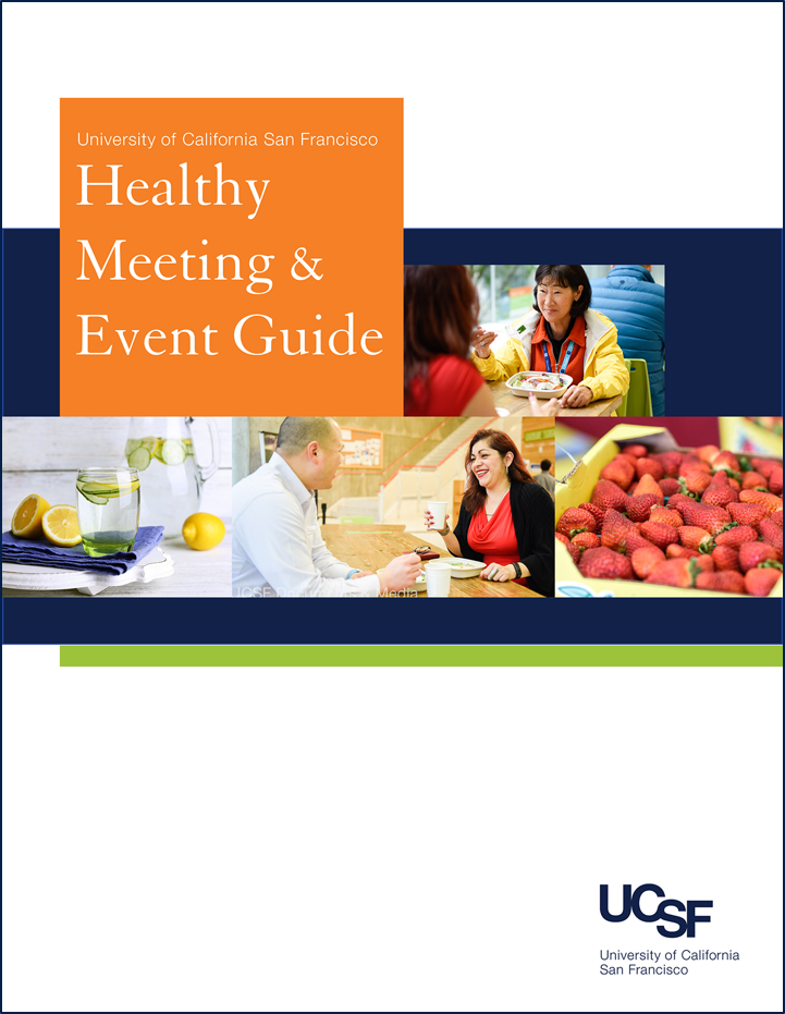 Healthy Meeting Guide cover